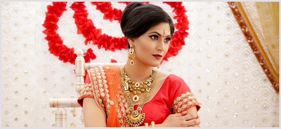 Indian Bridal necklaces video blog