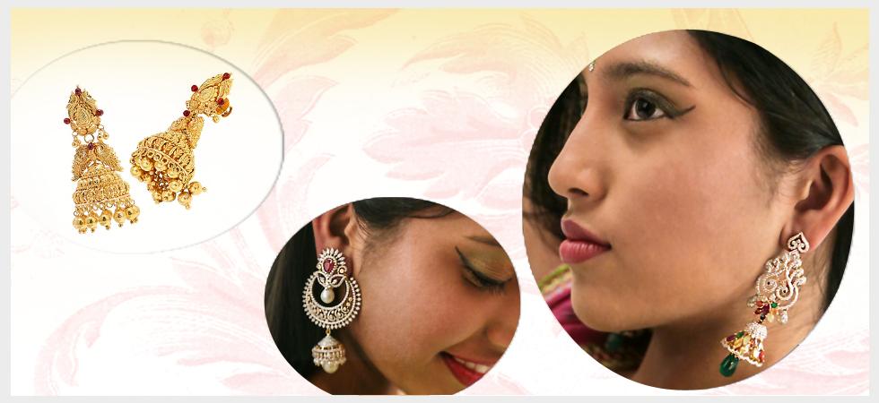 Various jhumka designs blog