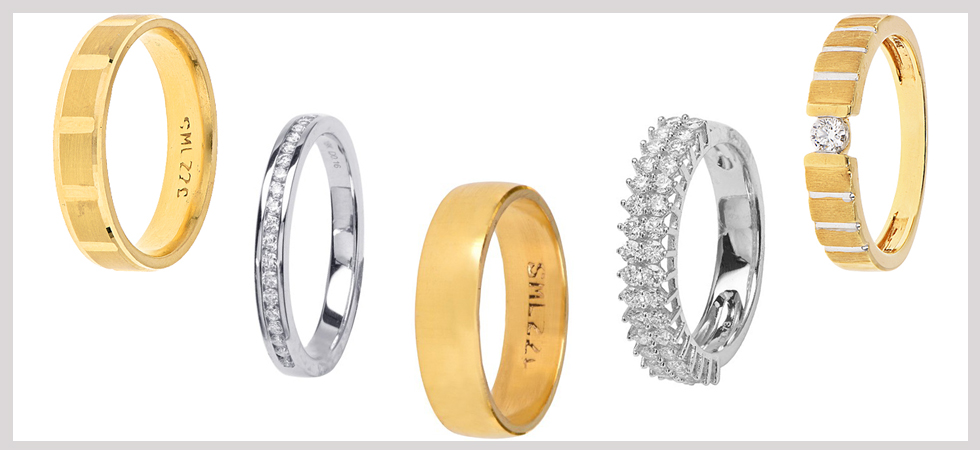 wedding rings video blog